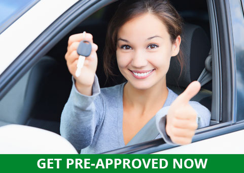 Get Pre-Approved at Keenan's Cherryland
