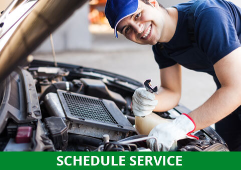 Schedule a Service Appointment at Keenan's Cherryland